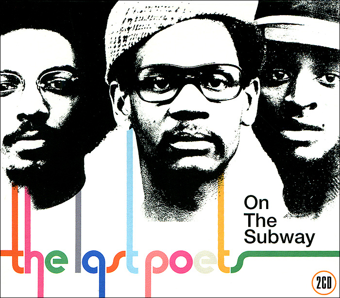 The Last Poets.  On The Subway (2 CD)