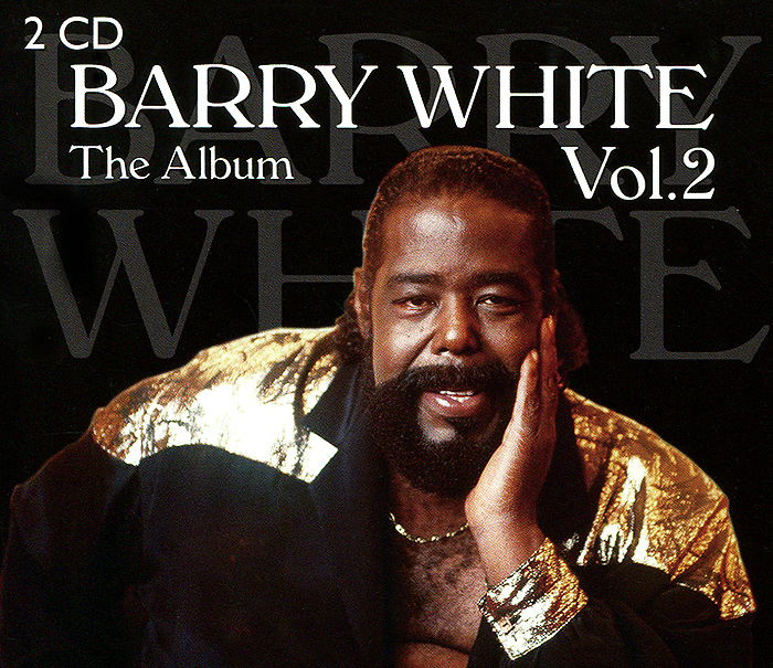 Барри Уайт Barry White. The Album. Vol.2 (2 CD) relaxation 2 cd