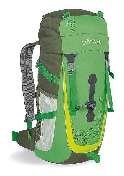 Детский спортивный рюкзак Tatonka Baloo, цвет: светло-зеленый, темно-зеленый, 22 л. 1807.0071807.007Настоящий треккинговый рюкзак для детей старше 10 лет. По оснащению Baloo ни в чем не уступает взрослым треккинговым рюкзакам. Система подвески и спинка с мягкой подкладкой специально разработаны с учетом детской анатомии.Особенности:Подвеска: Padded BackМатериал: Textreme 6.6; Cross Nylon 420HD; AirMeshМягкие лямкиБоковые стяжкиПетля для крепления палокНагрудный и поясной ремниБоковые карманыСветоотражающие вставкиЧто взять с собой в поход?. Статья OZON Гид