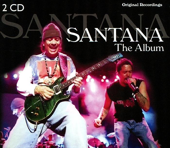 Santana Santana. The Album (2 CD) cd диск santana ultimate santana 1cd cyr