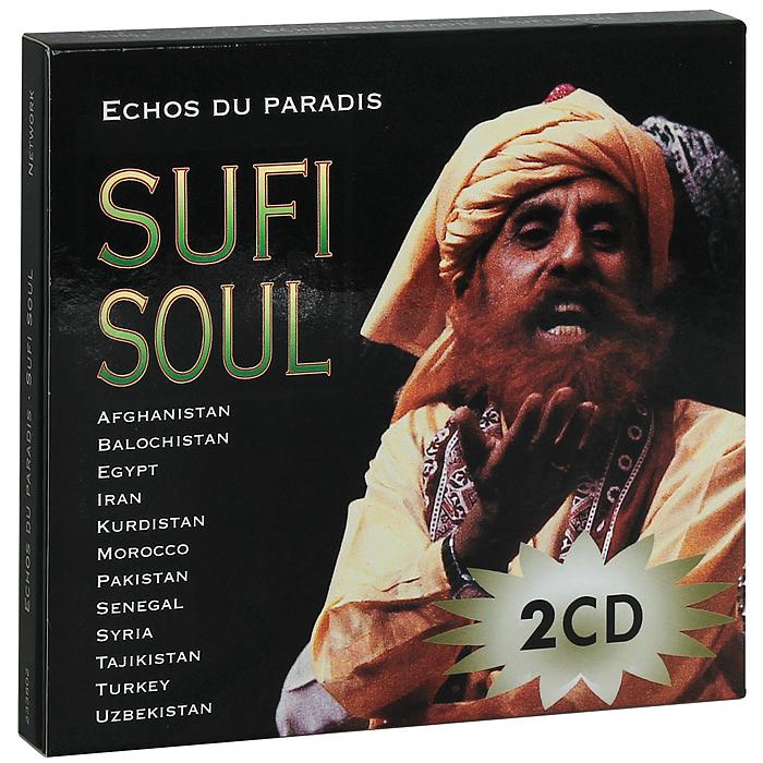 Echos Du Paradis.  Sufi Soul (2 CD)