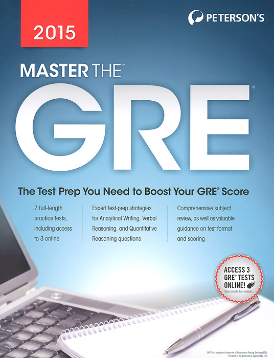 Master the GRE: 2015 gre verbal and writing chinese edition