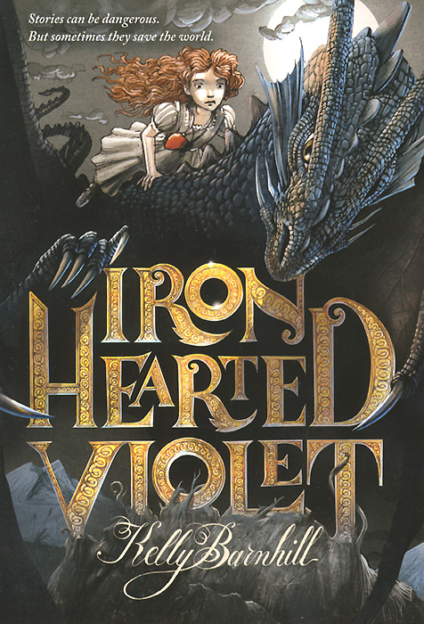 Iron Hearted Violet velante 369 003 05