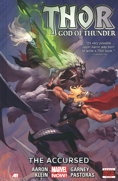 Thor: God of Thunder: Volume 3: The Accursed thor god of thunder volume 4