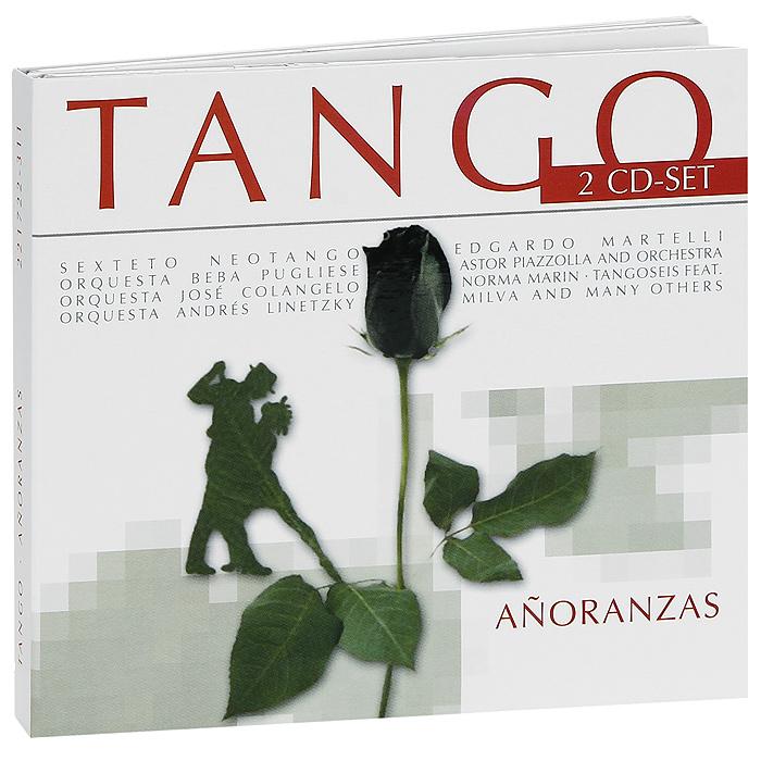 Tango.  Anoranzas (2 CD) Membran Music Ltd.,Концерн