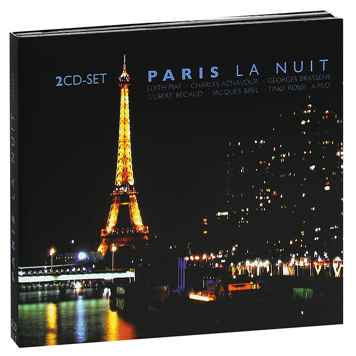 Paris La Nuit (2 CD)