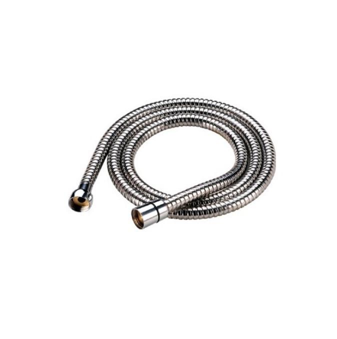 Шланг для душа Iddis, длина 1,5 м. A5021115A50211 1.5Гибкий шланг Iddis выполнен из нержавеющей стали. Стальная гильза препятствует расширению внутреннего диаметра шланга в месте его соединения со штуцером, предотвращая срыв шланга со штуцера.Для соединения спирали в шлангах из нержавеющей стали используется система Double Lock, обеспечивающая повышенную прочность и надежность изделию.Система Twist-Free предотвращает перекручивание шланга, что позволяет комфортно принимать душ, а также продлевает срок службы изделия.Шланги комплектуются прокладкой с фильтром 100 мкм, который предотвращает засорение форсунок лейки.Толщина стенок шланга: 2,2 мм.Толщина стальной гильзы: 0,4 мм.