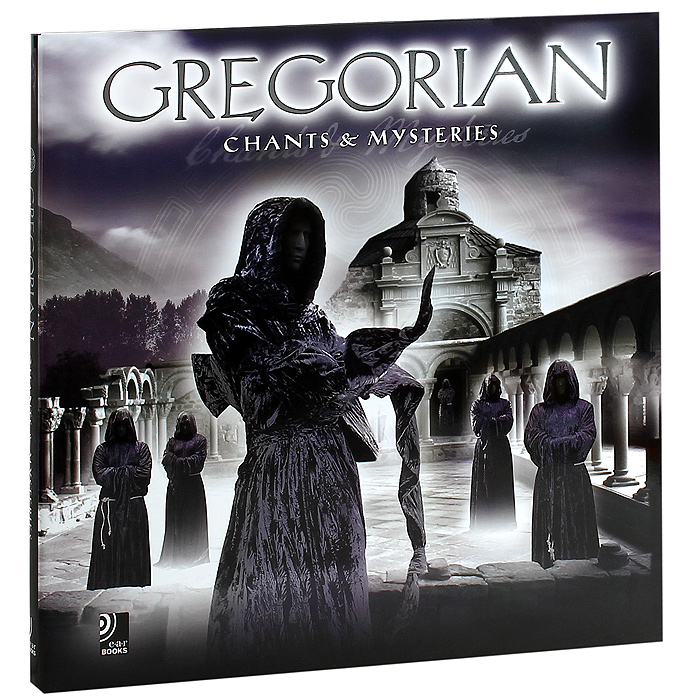 Gregorian. Chants & Mysteries (4 CD + DVD)