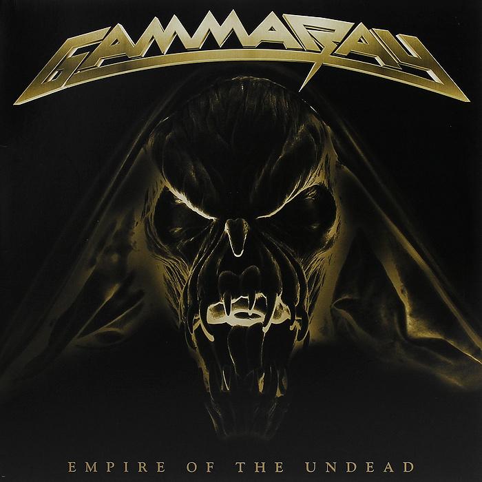 Zakazat.ru: Gamma Ray. Empire Of The Undead (2 LP)