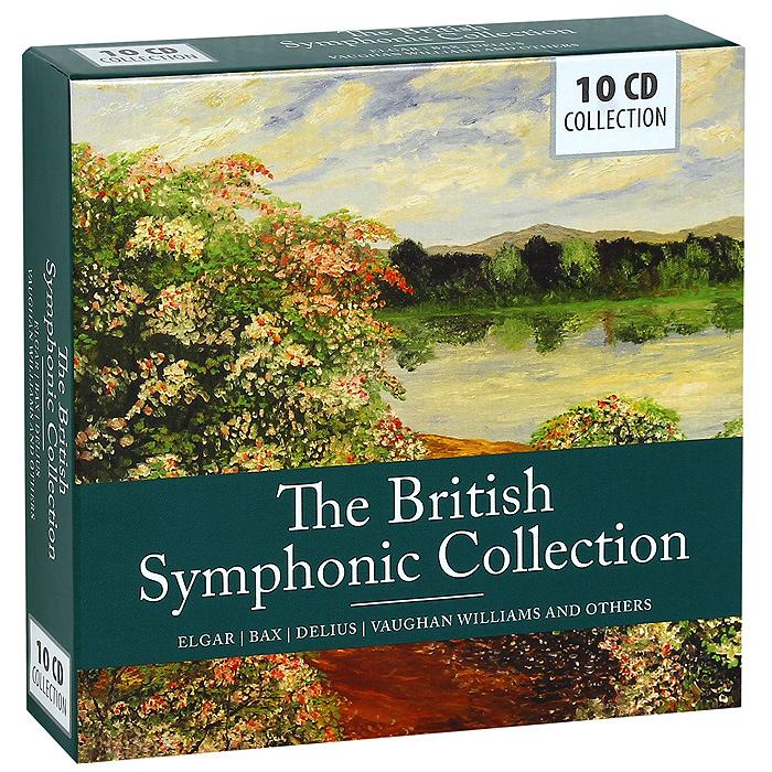Питер Холл,Дуглас Босток,Munchner Symphoniker The British Symphonic Collection (10 CD) british banking
