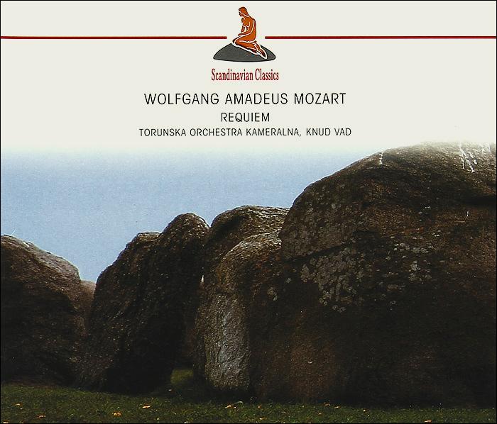 Божена Харасимович-Хаас,Оле Хедегаард,Torunska Orkiestra Kameralna,Кнуд Вад W.A. Mozart. Requiem mozart requiem