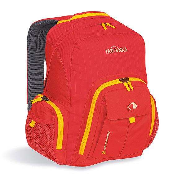 Рюкзак городской Tatonka Kangaroo, цвет: красный, 27 л. 1601.0151601.015Практичный городской рюкзак со множеством карманов. Рюкзак Kangaroo назван так вероятно потому, что в него можно уложить большое количество вещей. Для всего, что не помещается в основное отделение или должно находиться под рукой, рюкзак Kangaroo располагает передним накладным карманом на молнии с органайзером и двумя боковыми сетчатыми карманами на молнии. Легкие грудной и поясной ремни обеспечивают дополнительную фиксацию рюкзака. Спинка, обтянутая воздухопроницаемой сеткой AirMesh, удобно прилегает к спине и обеспечивает комфорт при ношении. Лямки так-же обтянуты сеточкой AirMesh и обеспечивают комфорт даже в жаркую погоду.Особенности:Подвеска: Padded Back.Материал: Textreme 6.6; Cross Nylon 420HD; AirMesh.Подвеска Back Comfort.Лямки и спинка обтянуты сеточкой AirMesh.Передний накладной карман с органайзером.Внутренний карман.Боковые кармашки на молнии.Ручка для переноски.Съемные поясной ремень.Держатель ключей.Объем 27 л.