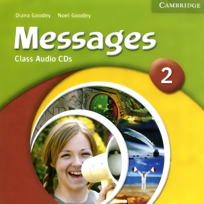 Messages 2: Class Audio CDs (аудиокурс на 2 CD) storyfun for flyers teacher s book with audio cds 2