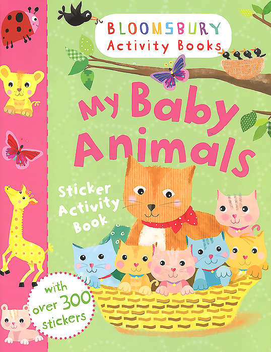 My Baby Animals: Sticker Activity Book mastering arabic 1 activity book