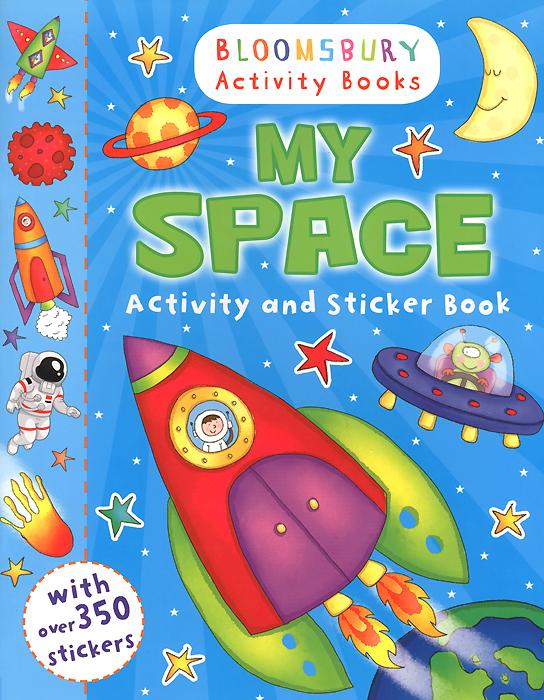 Купить My Space: Activity and Sticker Book