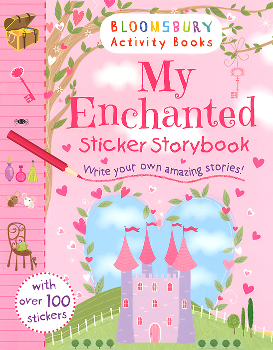 My Enchanted: Sticker Storybook