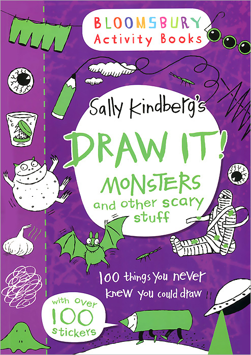 Draw it: Monsters: And Other Scary Stuff: 100 Things You Never Knew You Could Draw 10 things i hate about you music from the motion picture