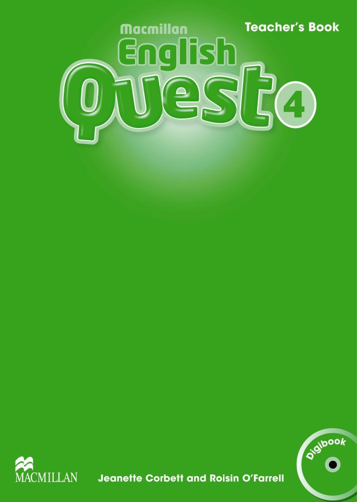 Mac Eng Quest 4 TB Pack mac eng 6 practice book r