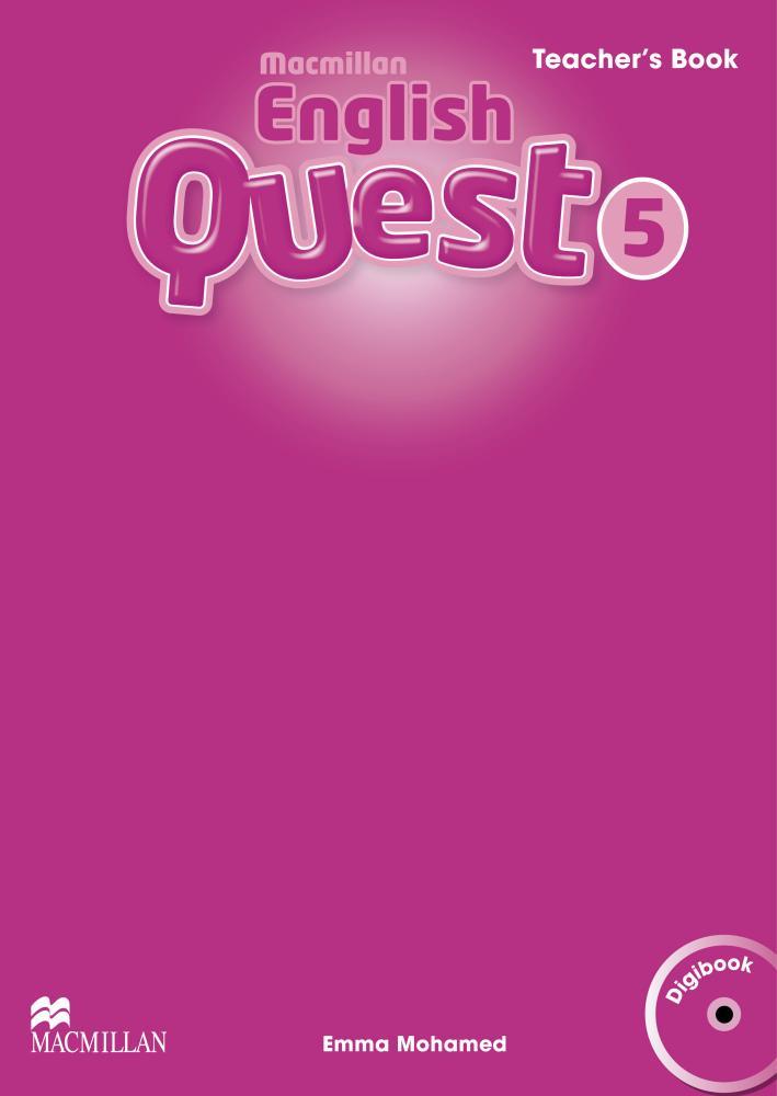 Mac Eng Quest 5 TB Pack mac eng 6 practice book r