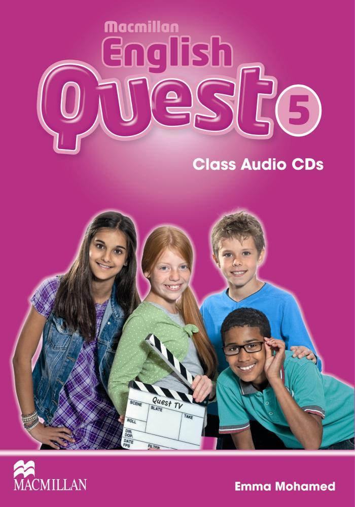 Mac Eng Quest 5 CD mac eng 6 practice book r