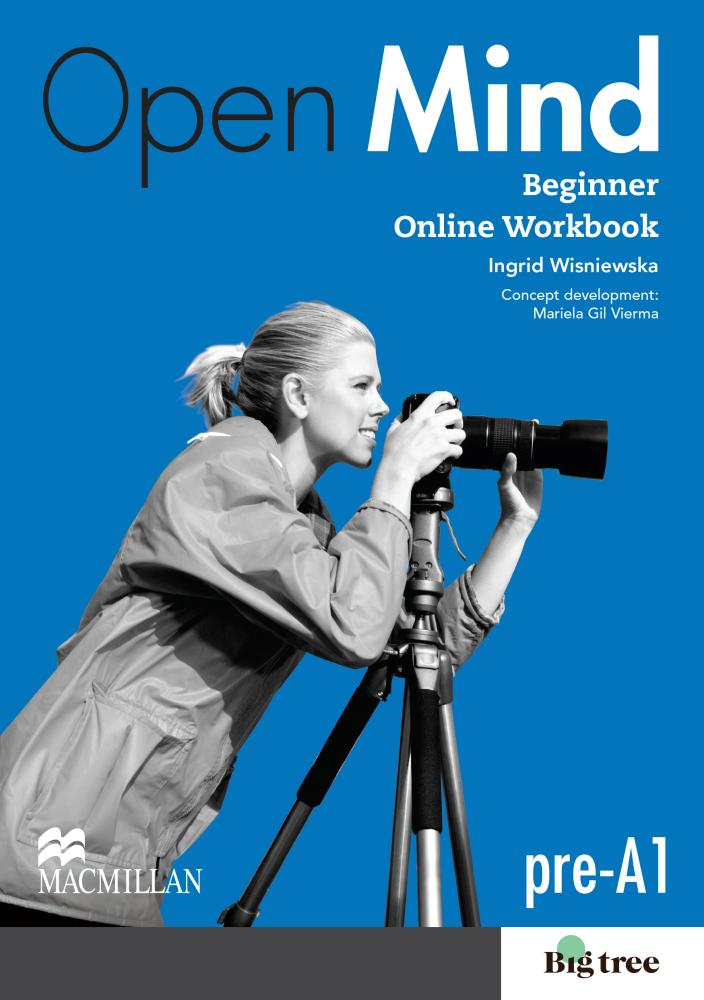 Open Mind British English Beginner Online Workbook global beginner workbook cd key