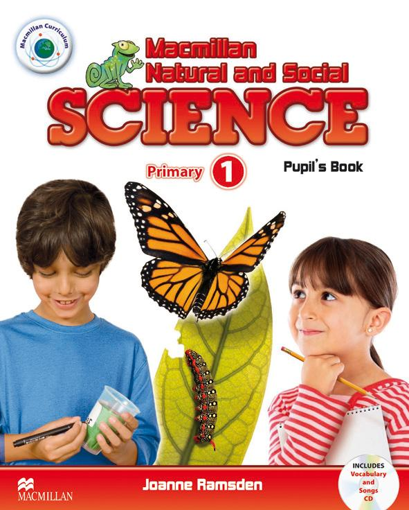 Macmillan Natural and Social Science: Primary 1: Pupil's Book (+ CD) cambridge primary science 1 learner s book