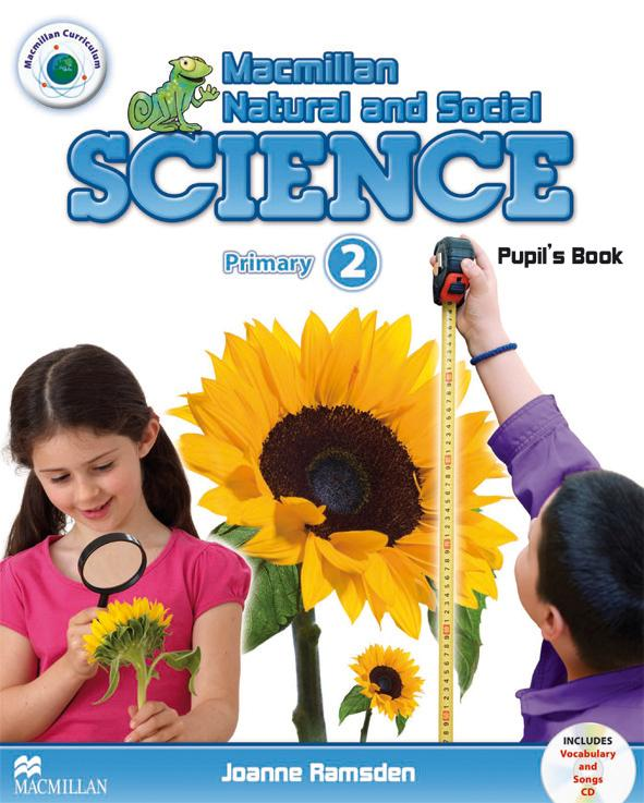 Macmillan Natural and Social Science: Primary 2: Pupil's Book (+ CD) cambridge primary science 1 learner s book