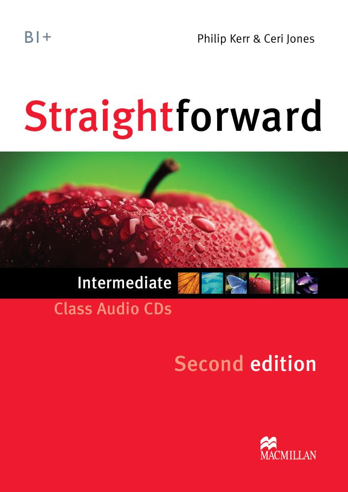 Straightforward 2Ed Int Class Audio CDs kerr ph jones c straightforward 2ed int class audio cds