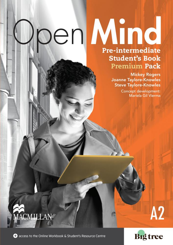 Open Mind: Pre-Intermediate: Premium Pack