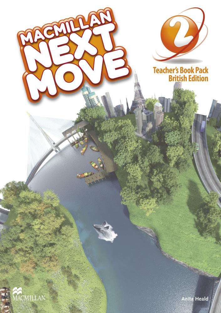 Next Move British English Level 2 Teacher's Book Pack think british english 2 presentation plus dvd rom