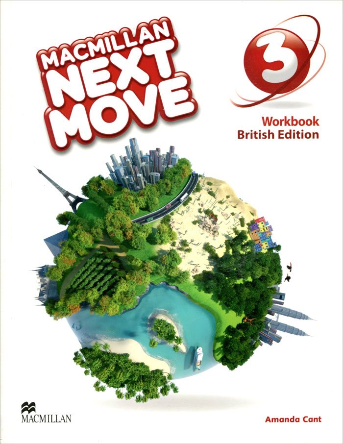 Macmillan Next Move 3: Workbook