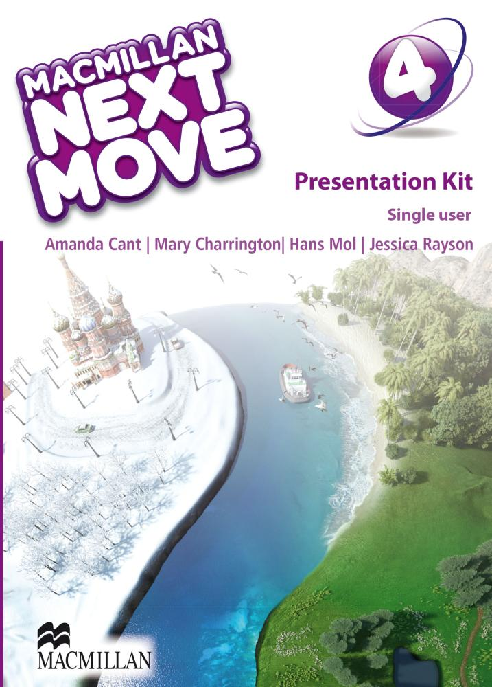 Next Move British English Level 4 Teacher's Presentation Kit next move british english level 2 teacher s presentation kit