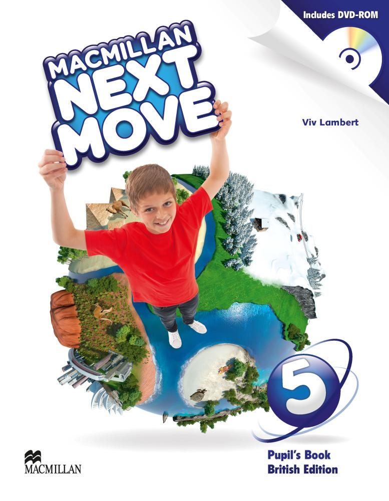 Next Move British English Level 5 SB Book Pack next move british english level 2 teacher s presentation kit