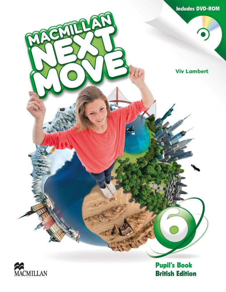 Next Move British English Level 6 SB Book Pack next move british english level 2 teacher s presentation kit