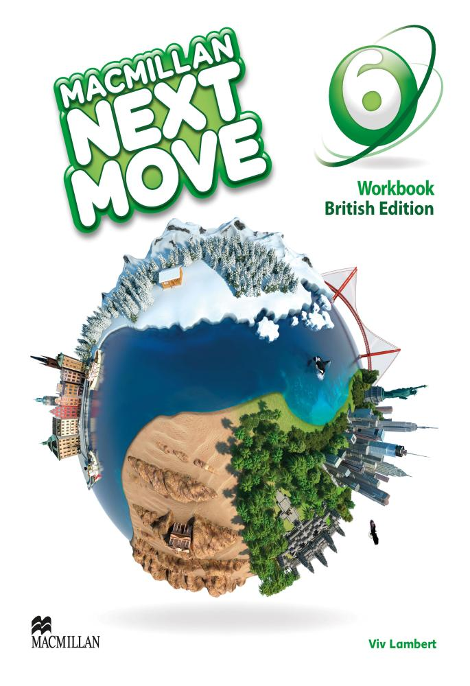 Next Move British English Level 6 Workbook workbook 6 класс oksana karpiuk
