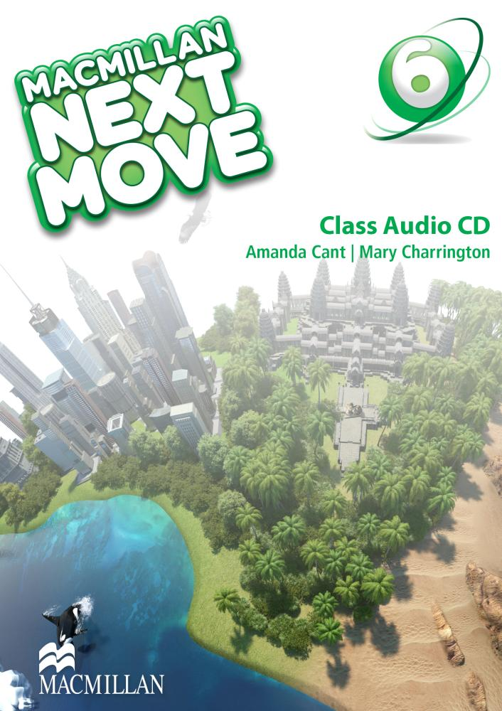 Next Move British English Level 6 Class Audio CD mastering english prepositions