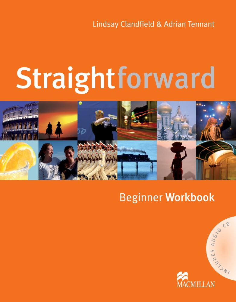 Straightforward: Beginner Workbook (+ аудиокурс на CD) global beginner workbook cd key
