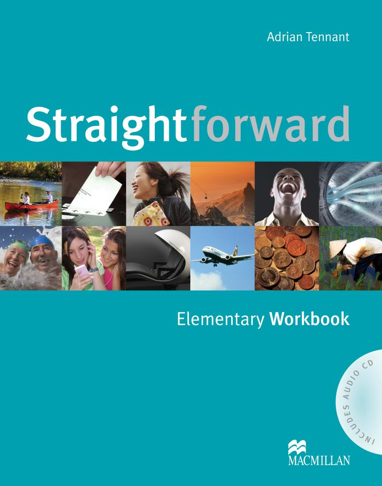 Straightforward: Elementary Workbook (+ аудиокурс на CD) network elementary a video based course dvd