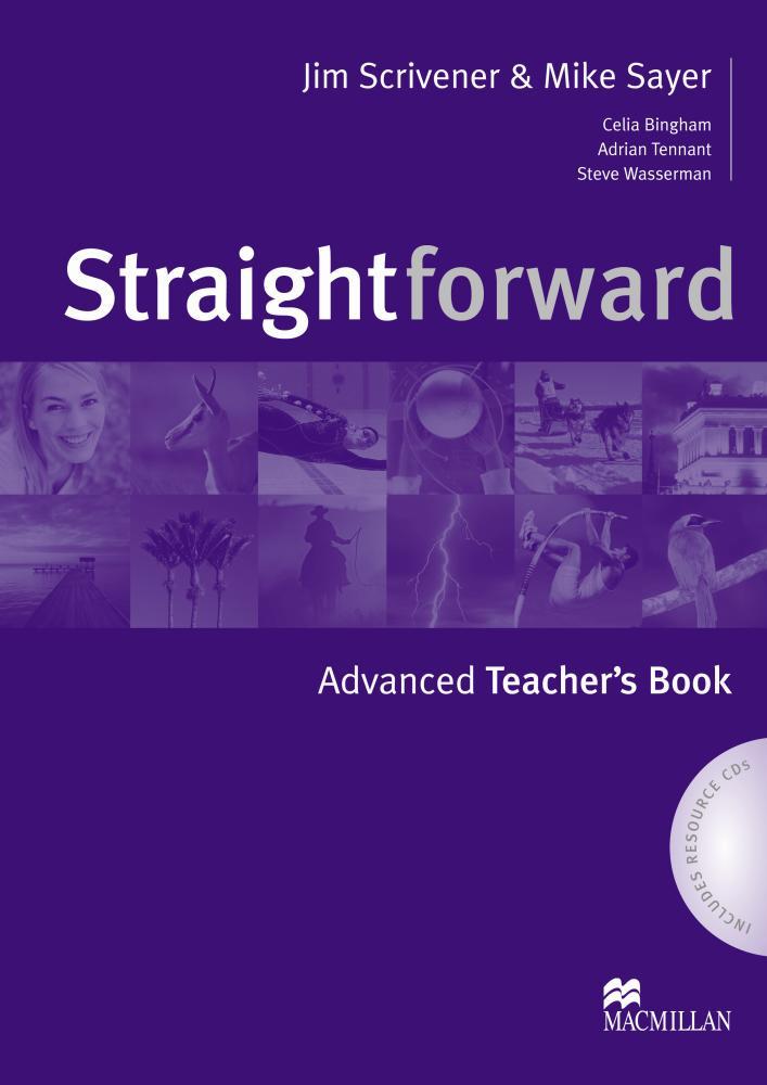 Straightforward: Advanced Teacher's Book (+ аудиокурс на 2 CD)