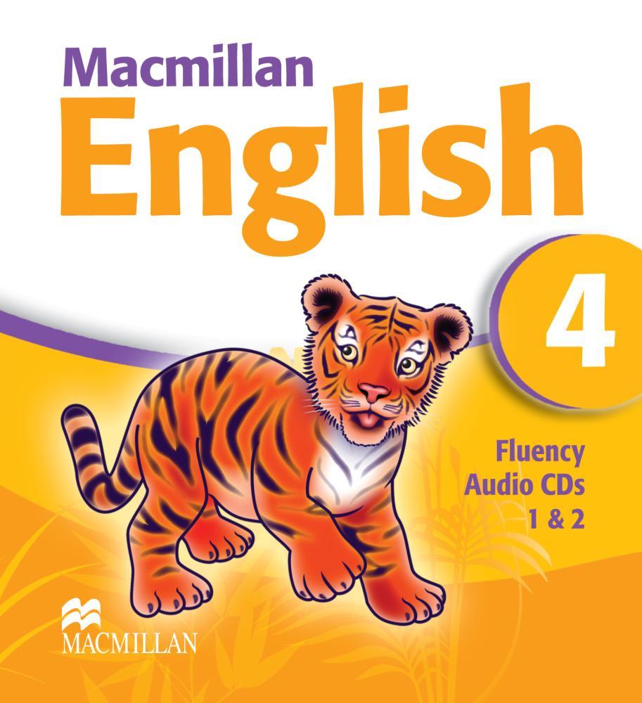 Mac Eng 4 Fluency Bk CD x2 bowen m ellis p fidge l et al mac eng 5 fluency bk cd x2