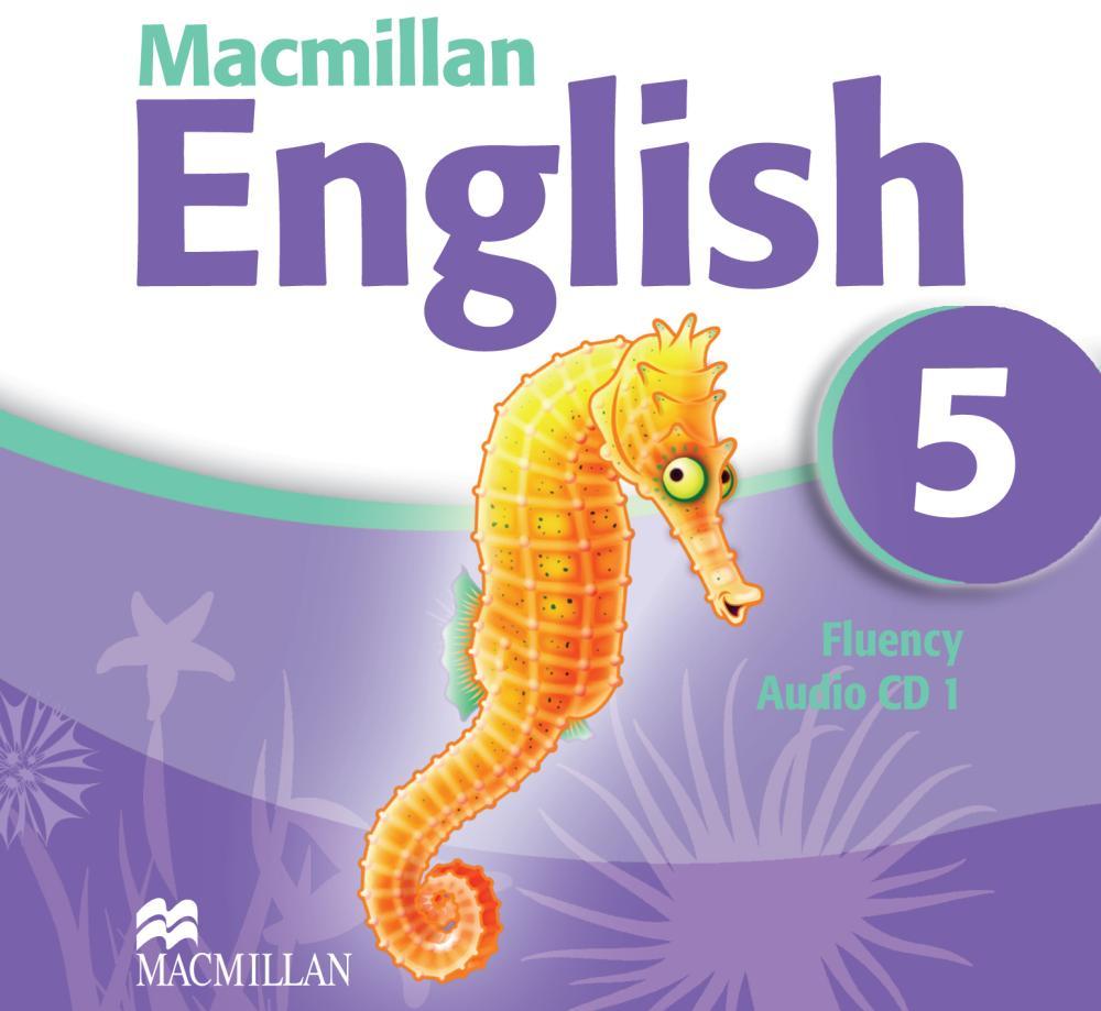 Mac Eng 5 Fluency Bk CD x2 bowen m ellis p fidge l et al mac eng 5 fluency bk cd x2