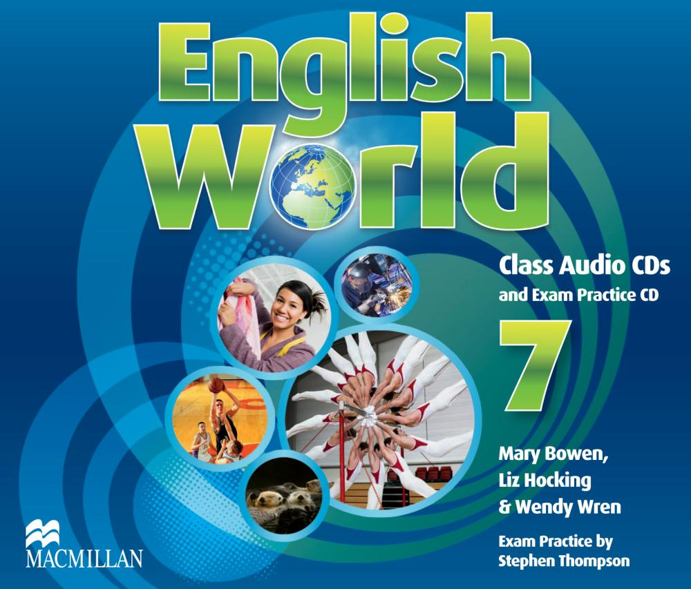 English World 7: Level A2 B1: Class Audio CDs and Exam Practice CD (аудиокурс на 3 CD) цветкова татьяна константиновна english grammar practice учебное пособие