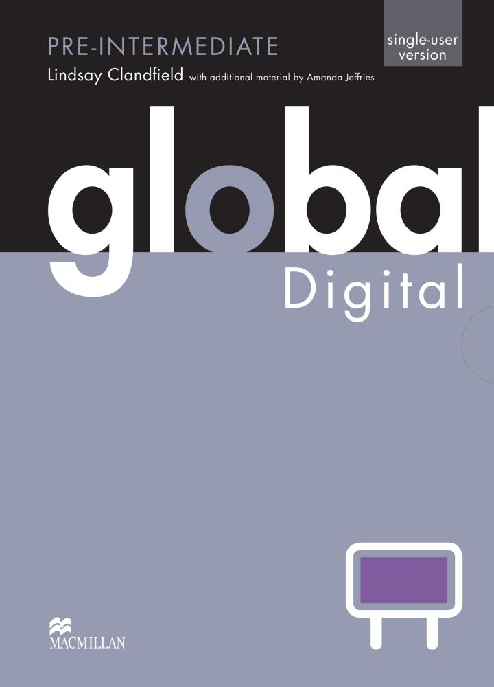 Global Pre Intermediate Digital Single User Licence mitchell h traveller pre intermediate workbook cd