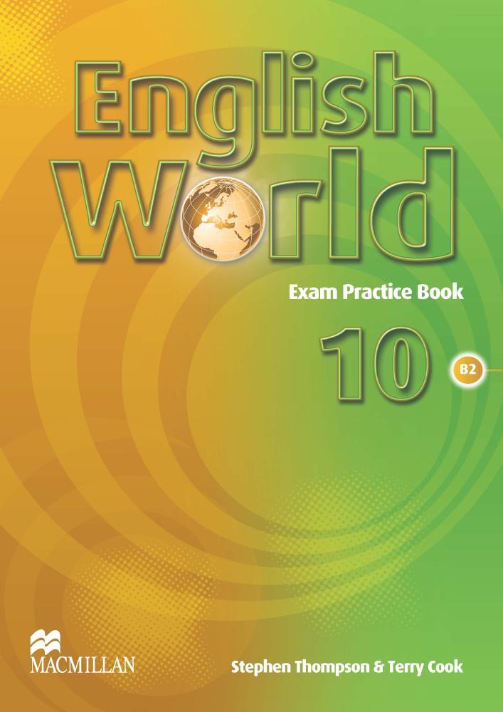 English World: Level 10: Exam Practice Book english world level 7 workbook cd