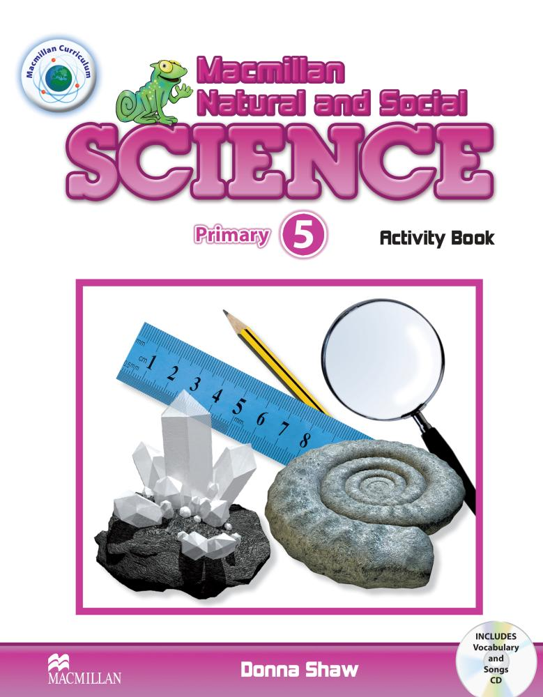 Mac Natural & S Mac Natural & Social Science Level 5 Activity Book Pack transformers a fight with underbite activity book level 4