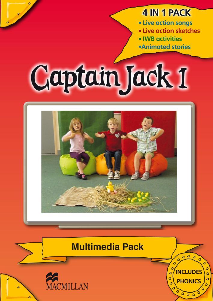 Captain Jack Captain Jack 1 DVD ROM linux на ноутбуке dvd rom