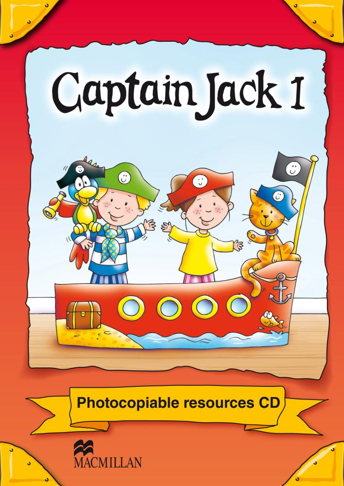 Captain Jack 1: Photocopiable CD the slightly annoying elephant cd rom