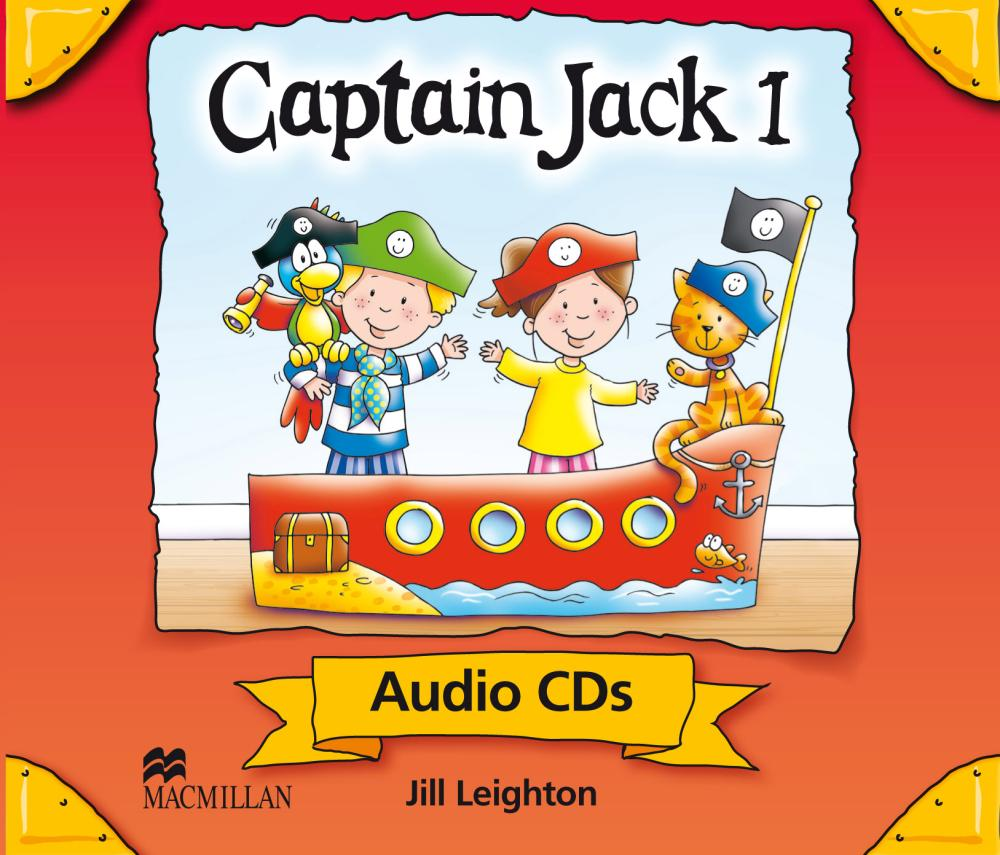 Captain Jack Captain Jack 1 Class Audio CD (3) merry team 1 teachers guide class cd