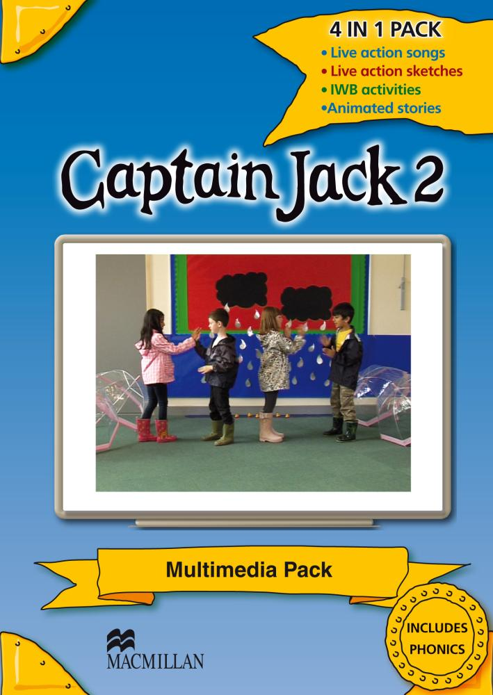 Captain Jack   Captain Jack 2 DVD ROM captain