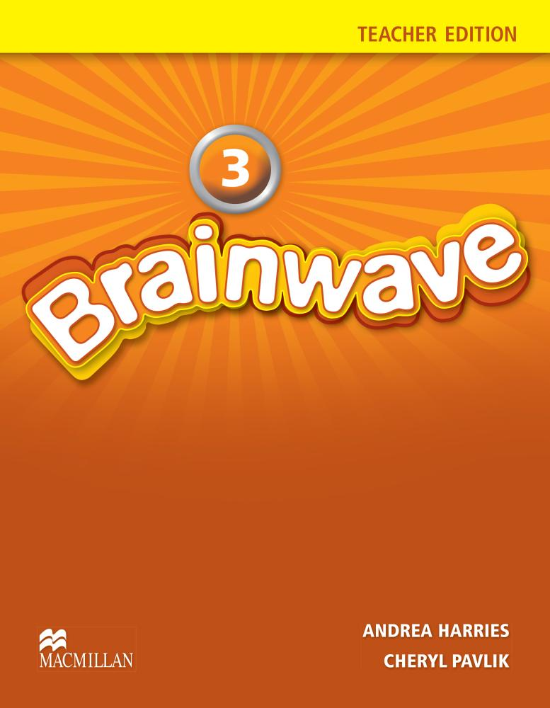Brainwave 3 Teacher Edition Pack touchstone teacher s edition 4 with audio cd
